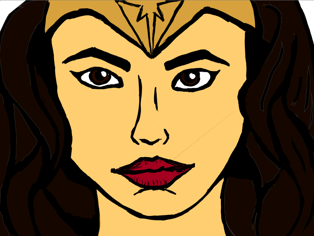 Wonder Woman Cartoon