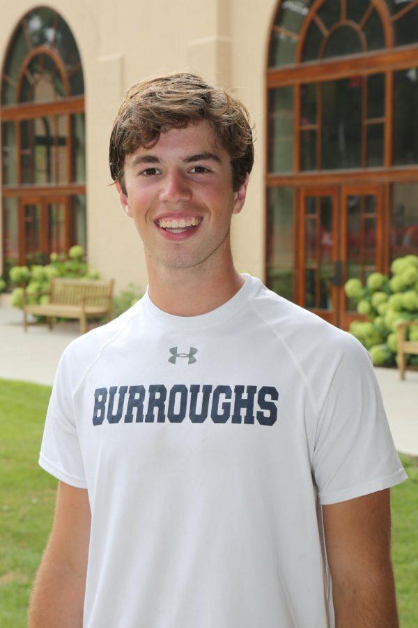 Athlete Profile: Hutson Williams