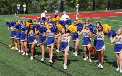 JBS Cheerleaders Take Center Stage