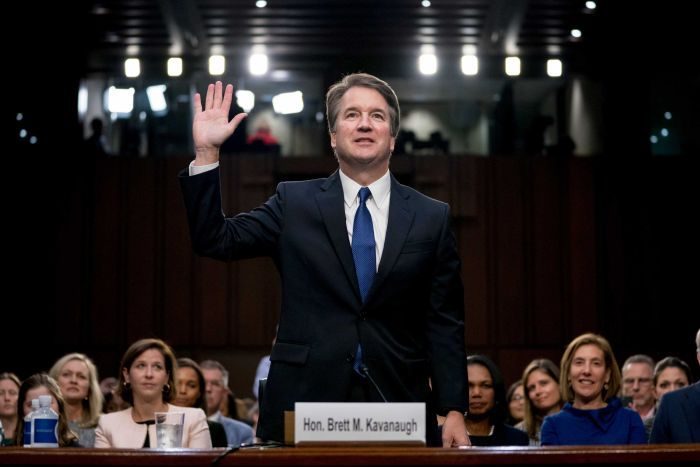 Poll: Kavanaugh Confirmation Opposed by 7 in 10 Burroughs Students