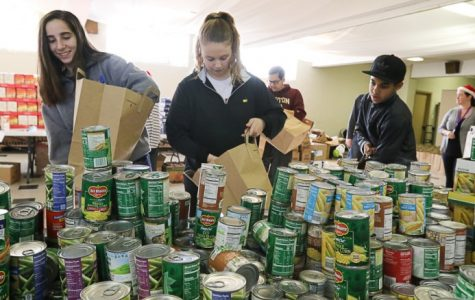 Giving Back In the JBS Community: The Holiday Food Drive