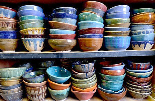 Overview of Empty Bowls