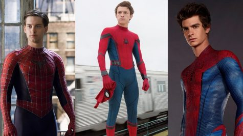 Burroughs Students Weigh In on the Future of Spiderman