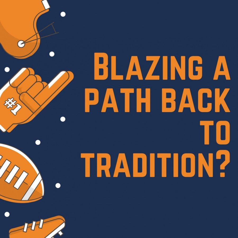 Blazing a Path Back to Tradition?