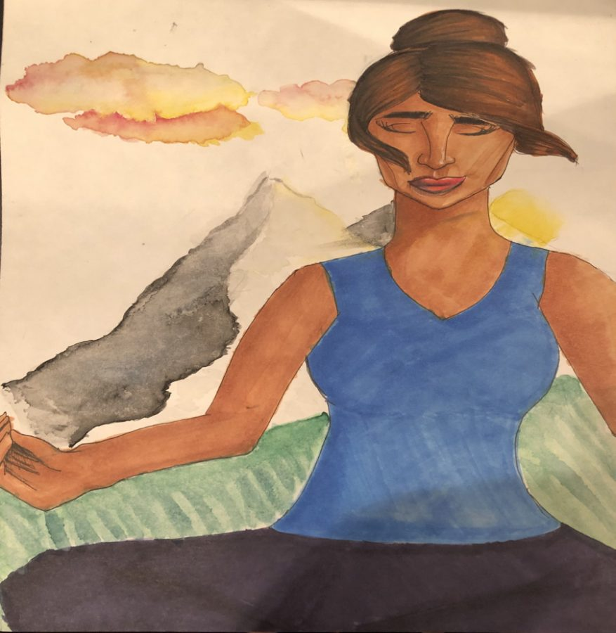 Madame Kinney Answers Your Mindfulness Questions