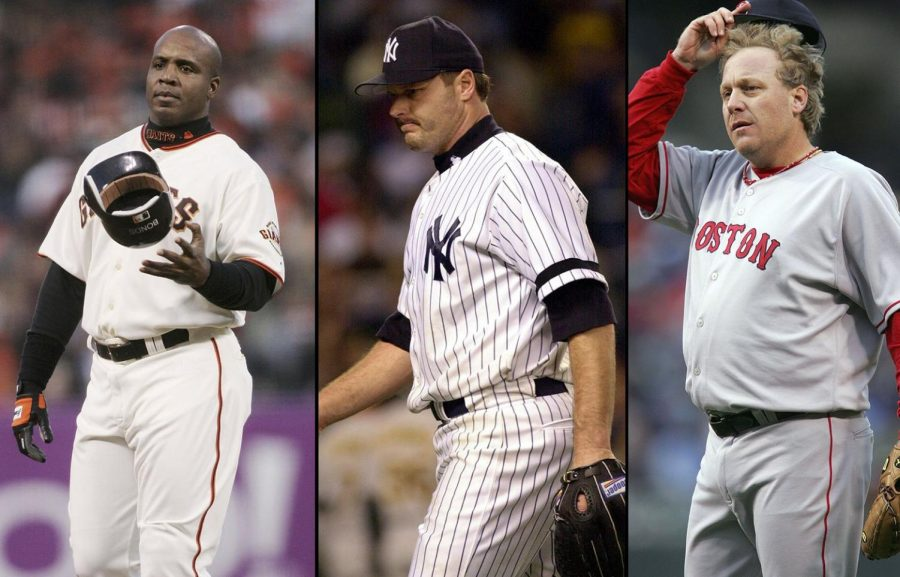Bonds, Clemens, and Schilling